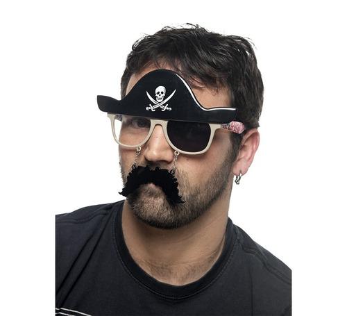 lentes piratas cotillon