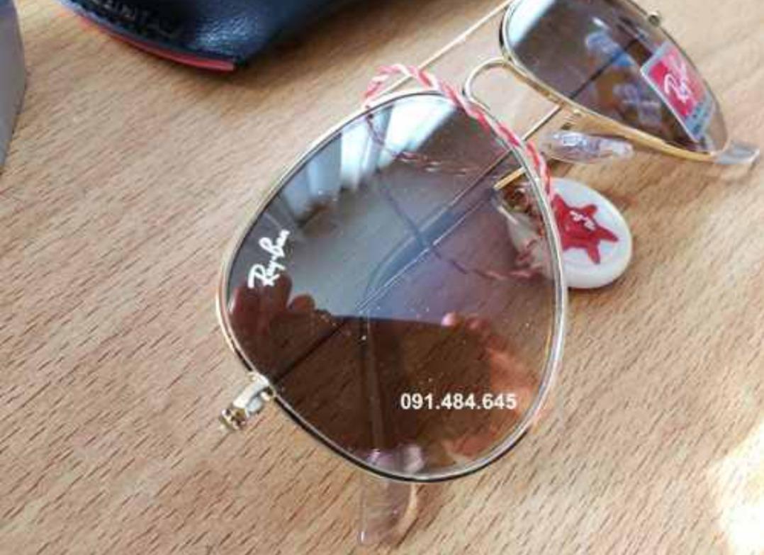 82336ee13a Lentes Rayban 3025 Aviator Gold. Degrade. - $ 2.200,00 en Mercado Libre