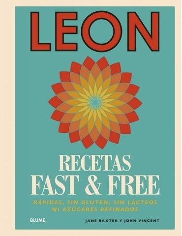 leon recetas fast & free - jane baxter