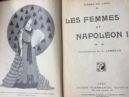 les femmes et napoleon iii. pierre de lano. sa