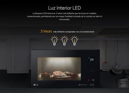 lg microondas 25 ltrs smart inverter