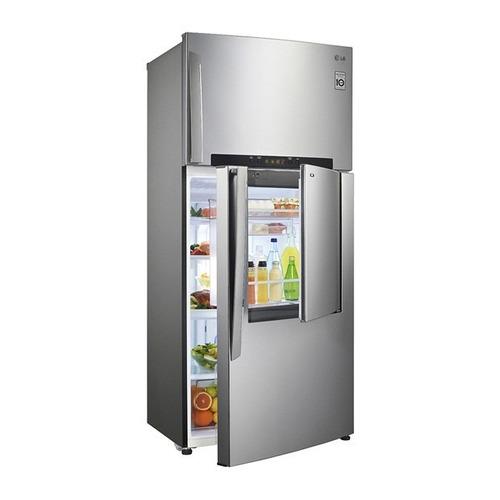 lg refrigerador alpha7 gca502hlhu