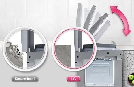 lg refrigerador inverter bottom freezer - tienda oficial lg