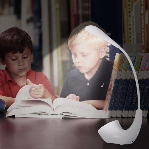 li-ion batería usb mini portátil brillante led noche lámpara