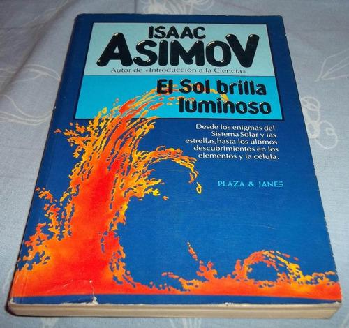 librcrd el sol brilla luminoso, de isaac asimov (1983)