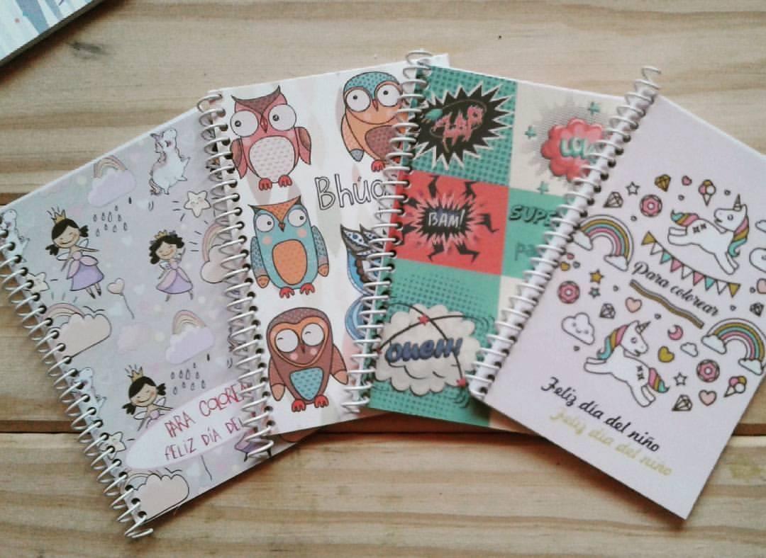Dibujos Para Colorear De Libro Y Libreta: Libreta Con Dibujos Para Colorear