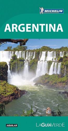 libro/ argentina, la guia verde ( michelin )