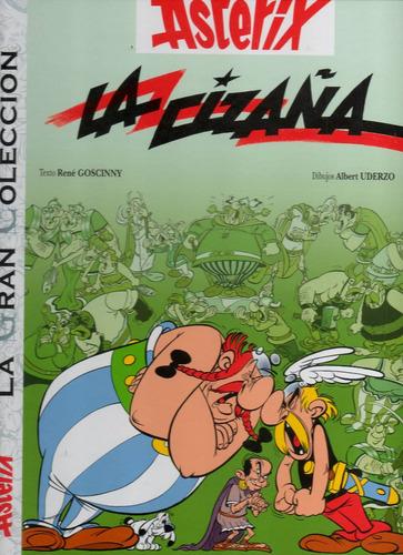 libro: asterix - la cizaña ( la gran colección)