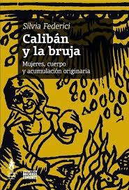 libro calibán y la bruja