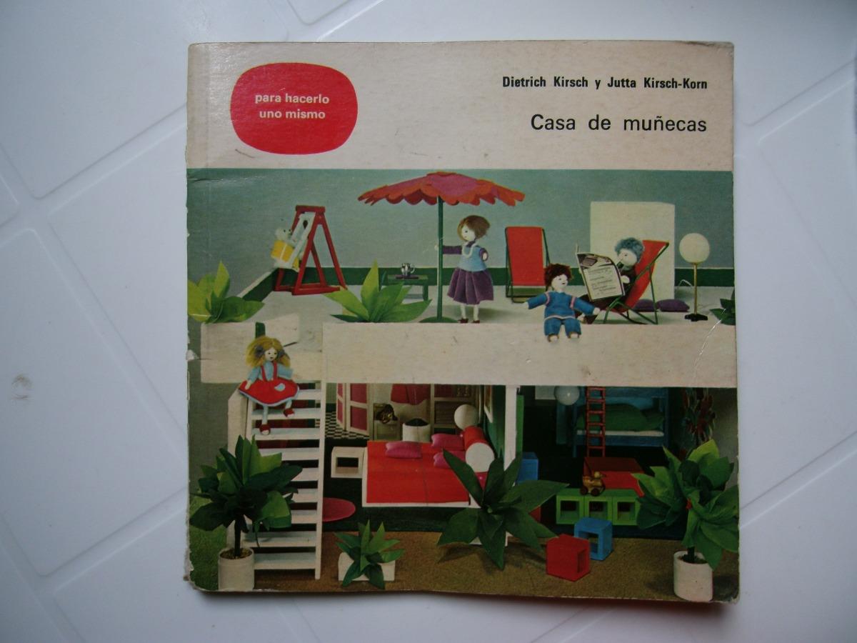 juguetesArtesania Libro manualidad Casa De MuñecasKirsch 9ED2WIH