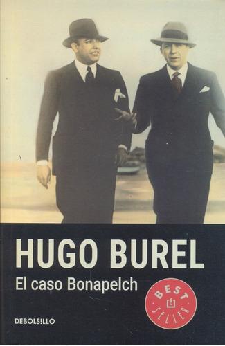 libro: caso bonapelch ( hugo burel)