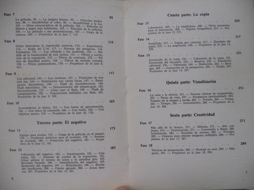 libro curso de fotografia en blanco y negro - edtior. daimon
