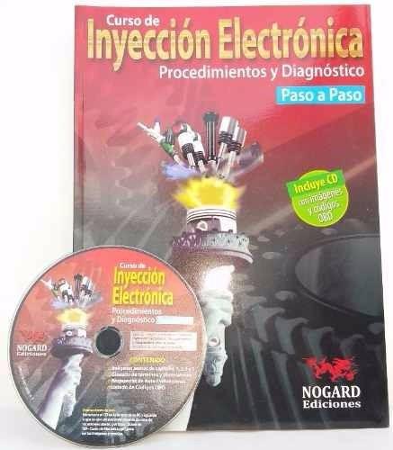 libro curso inyección electrónica autos - nogard ediciones