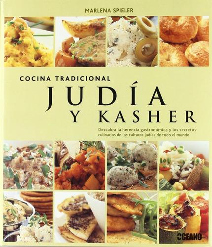 libro de gastronomía - cocina tradicional judia y kasher