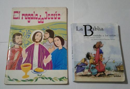 libro de la biblia infantil y de jesus