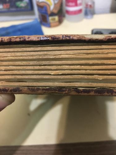 libro de sellos de todo el mundo hay muchos filatelia unicos