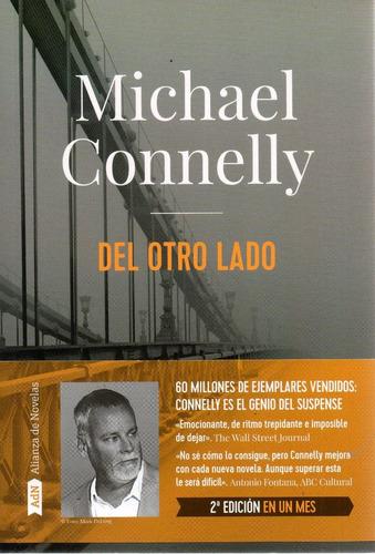 libro: del otro lado ( michael connelly)