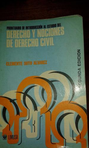 libro derecho derecho civil