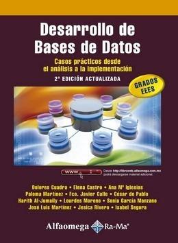 libro desarrollo de bases de datos. casos prácticos desde el