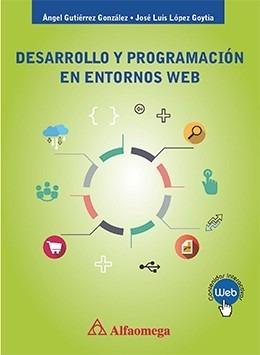 libro desarrollo y programación en entornos web