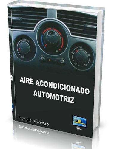 libro digital aire acondicionado automotriz - pdf
