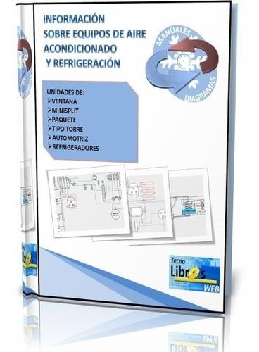 libro digital - aire acondicionado y refrigeración +16 dvd