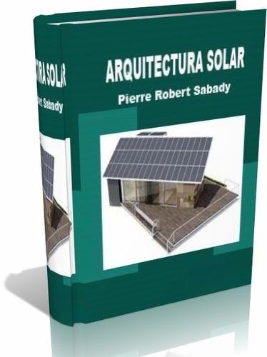 libro digital arquitectura solar - pdf
