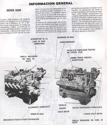 libro digital de taller motor caterpillar 3306 1978 1984 290 00 rh articulo mercadolibre com uy manual de partes motor caterpillar 3306 manual tecnico motor caterpillar 3306