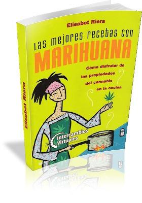 libro digital las mejores recetas con marihuana - pdf - dvd