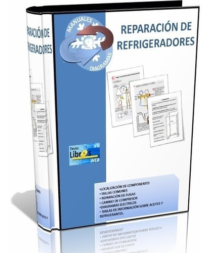 libro digital - reparación de refrigeradores - pdf