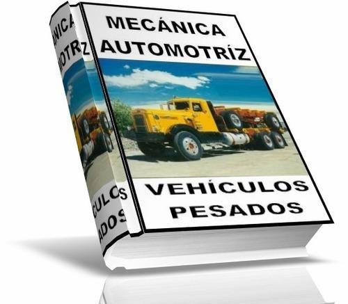 libro digital sobre mecánica de vehículos pesados (pdf-dvd)