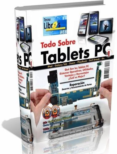 libro digital - todo sobre tablets pc - pdf (dvd)