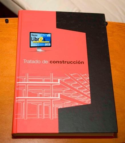 libro digital tratado de construcción - pdf