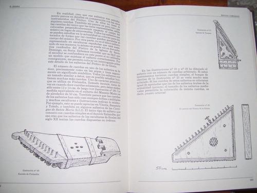 libro - el portico de la gloria - musica, arte y pensamiento