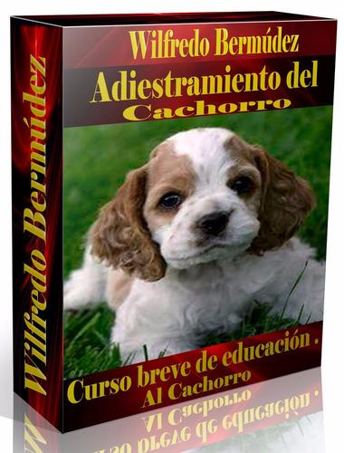 libro electrónico el cocker spaniel adiestramiento y más.