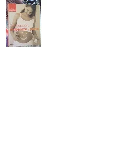 Libro Embarazo Concepción Y Parto - $ 1.250,00 en Mercado Libre