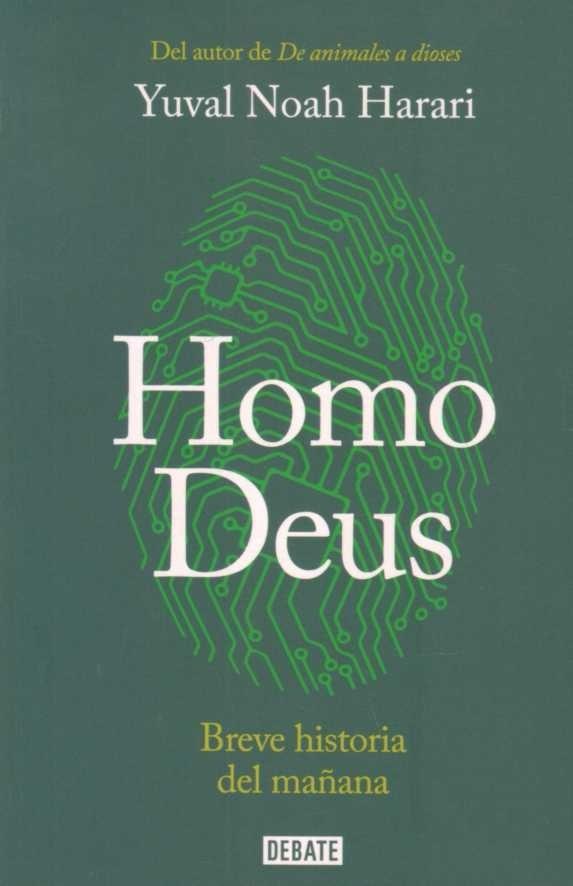 Libro: Homo Deus / Yuval Noah Harari - $ 850,00 en Mercado