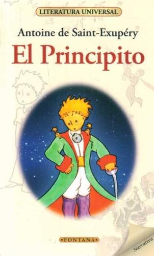 libro infantil: el principito / antoine de saint - exupéry