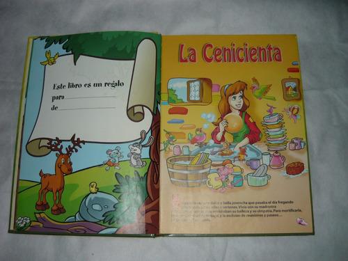libro infantil  mis cuentos preferidos