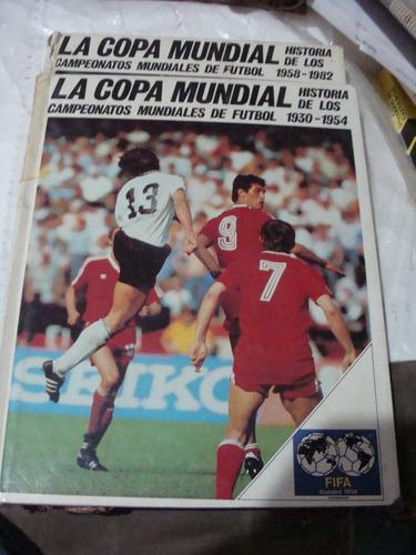 libro la copa mundial campeonatos mundiales de futbol , 2 to