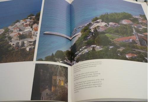 libro makarsko primorje atención viaje - croacia - dalmacia
