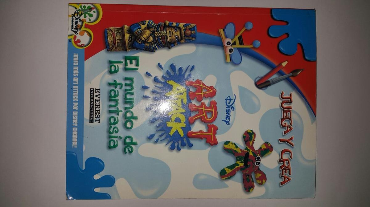 Libro Manualidades Para Ninos Art Attack 328 90 En Mercado Libre