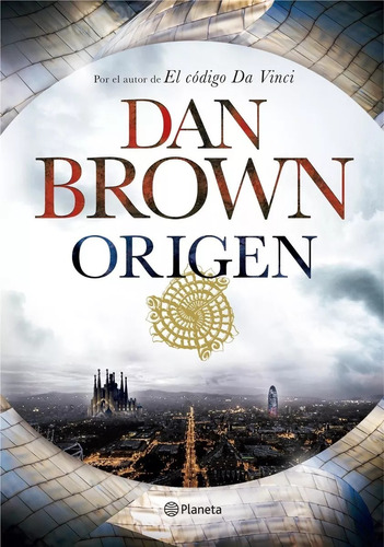 libro: origen ( dan brown)