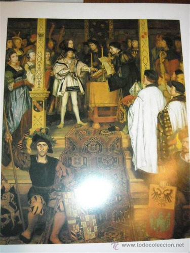 libro pintura de historia en el siglo xix carlos v felipe ii