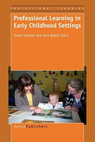 libro professional learning in early childhood settings
