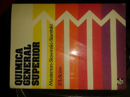 libro química general superior