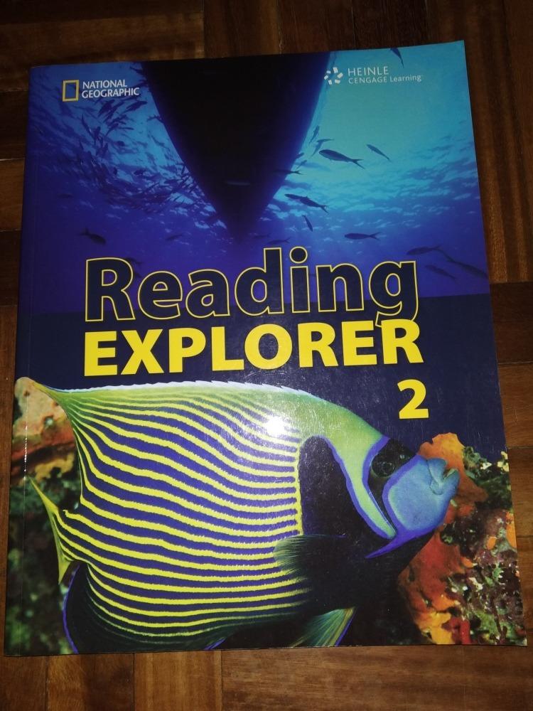 Libro Reading Explorer 2 Level B1- B2 - $ 400,00