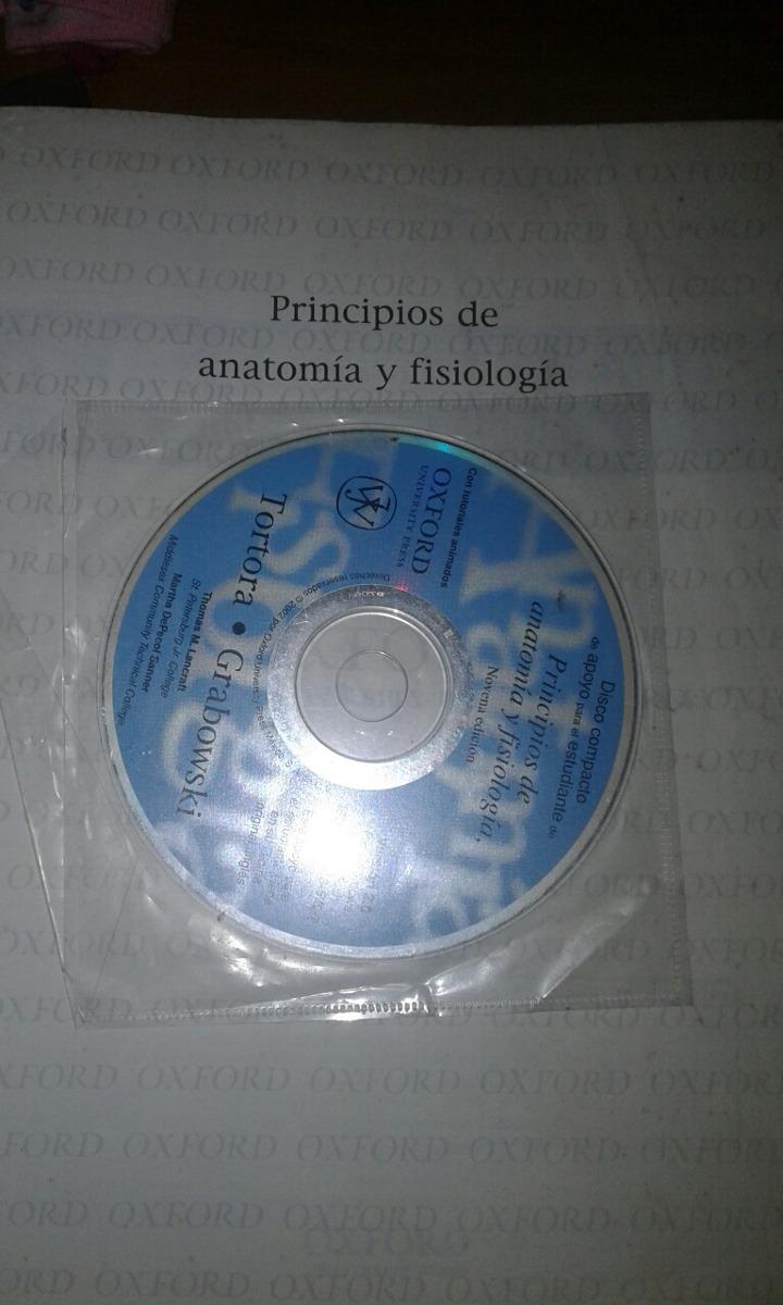 Libro Tortora Anatomia Y Fisiologia 9na Edicion Original - $ 2.500 ...