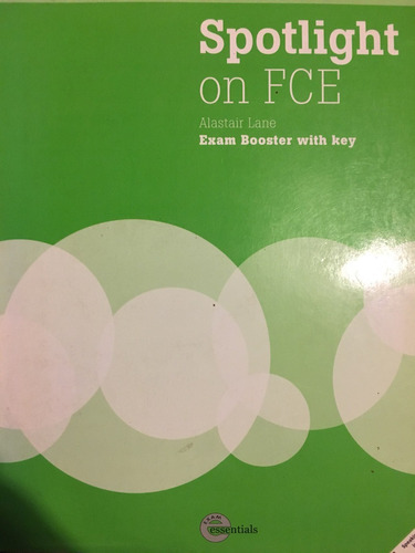 libros de inglés sportlight on fce