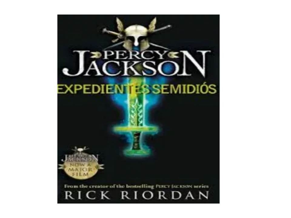 Percy Jackson Saga Pdf